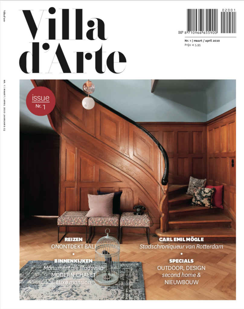 Villa D'arte Edition | Nethetlands | March 2020