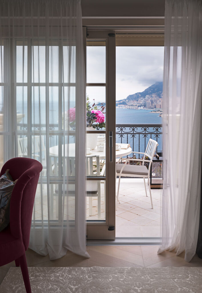Private residence at Roquebrune-Cap-Martin
