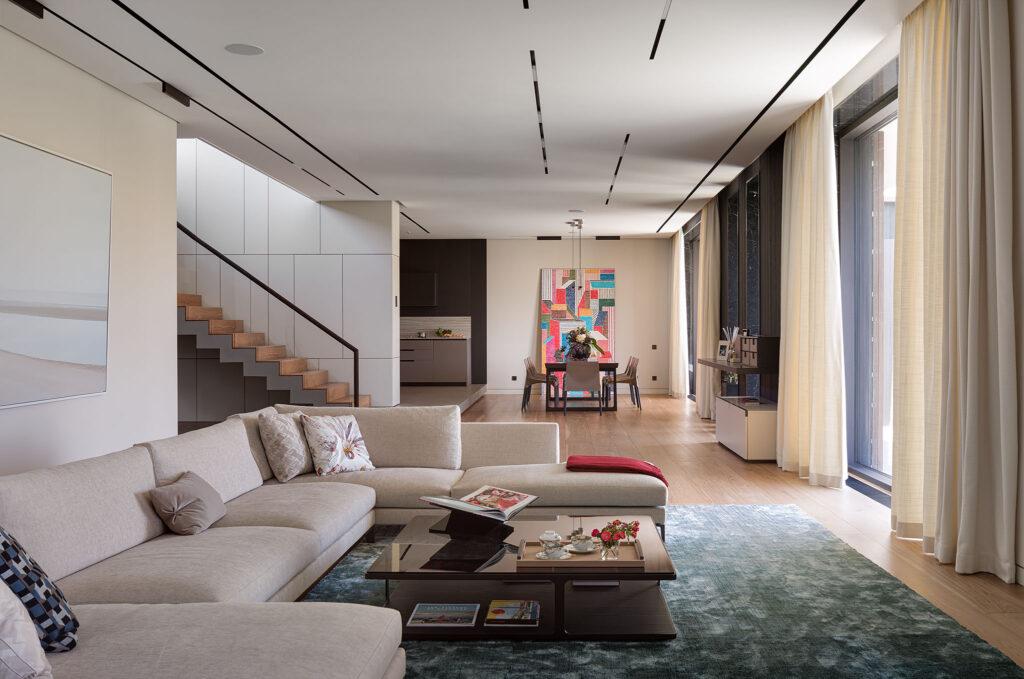 The Bolshakova`s Home | interior