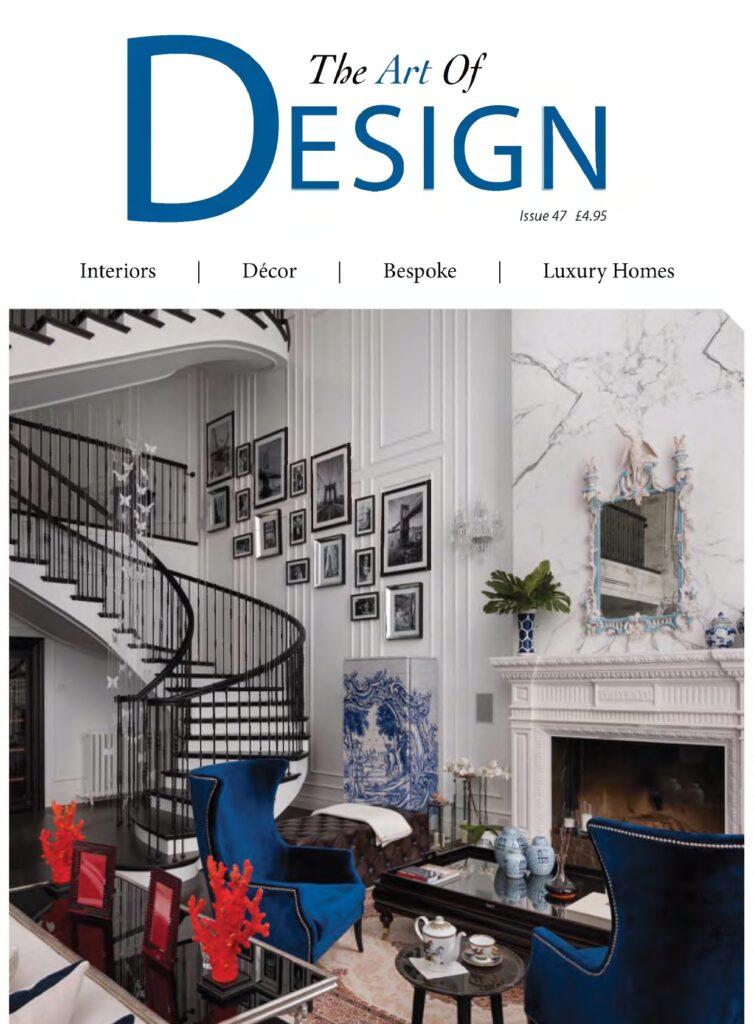 The Art Of Design | United Kingdom | November 2020