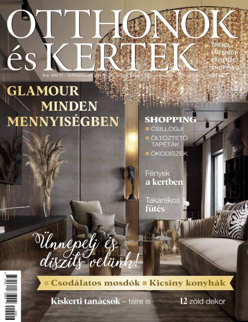 Otthonok Es Kertek | Hungary | January 2021
